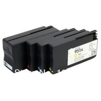 Free shipping 950 951 XL Compatible For HP 950XL 951XL Ink Cartridge with chip For HP Officejet Pro 8100 8600 Printer
