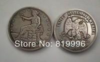 Very Good Coin Free Shipping U.S. Coins Trade Dollar 1878