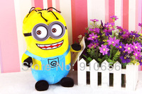 1pcs Minions Plush For kids 65cm Despicable Me2 Movie Plush Toys Large Minion Plush Doll Dave Stuart Stewart
