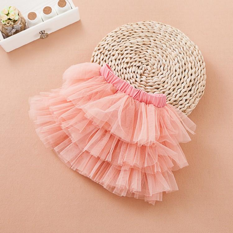 Free shipping retail girls fashion skirt 2014 new style childrens skirts girls tutu skirts kids baby fluffy pettiskirts BOS.1480(China (Mainland))