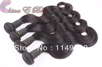 100% virgin Malaysian hair body Wave 1pc sample human hair order Could be dyed or bleached Queen hair products hair extension
