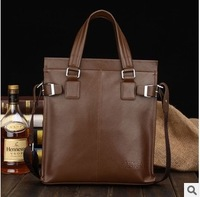 2014 vertical bag men's casual bags soft face special bag Britishness document