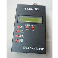 ANT SWR Antenna Analyzer Meter For SARK100 Ham Radio Hobbists