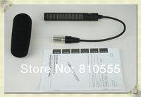 Free shipping  Microphone for AG-MC200G HVX200 DVX100/AB AG-DVC30 DSR-250PReplace ECM-NV1 AJ-MC700P