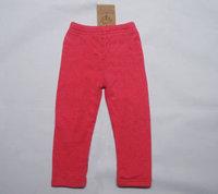 Winter female cotton child wool 1001 legging