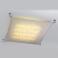 Lamp lighting modern living room lamp square white fabric ceiling light classic bedroom lamps
