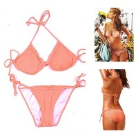 J3028 Bikinis for Women 2014 New Sexy Swimwear Women's Swimwear Bathing Suits Free Shipping