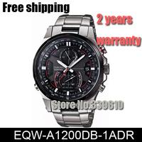 EQW-A1200DB-1ADR Chronograph Mens Watch Gents Wrist Watch A1200DB Watches Sports Military 1200DB Men Quartz Watch +Original Box