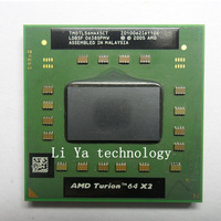 AMD Turion 64 X2 TL-56 Notebook Dual core CPU Laptop CPU A central processor  Bag mail
