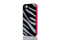 10pcs/Lot  High Quanlity KS Brand Case for iPhone4 4S, 3 in 1 case with retail package,  Free Shipping