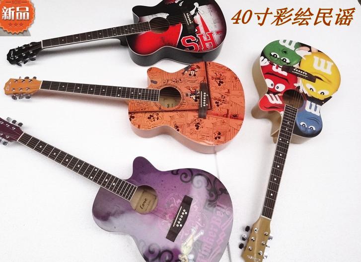 Guitar Fender Drawing Guitar Colored Drawing 40