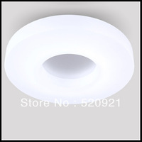 Favorable LED Ceiling lights led lights for home D220mm AC86- 265V 6W bedroom Foyer Balcony bathroom bathroom Aluminum+Acryl