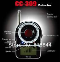 Mini Full Band Anti-Spy Detector Detection Camera Wireless Signal Detector CC-309