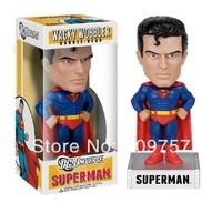 DC Universe Superman Bobble Head Figure NIB