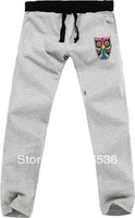 free shipping 2014 spring and winter men's sports pants casual trousers male pants trousers big sizes 7colors
