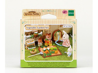 Hot sale pretend toys!Sylvanian Families Toys Vegetable Garden Set kids toy birthday gift Free Shipping