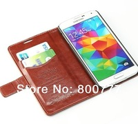Ultra Slim Genuine Leather Case for Samsung Galaxy S5