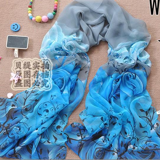 Period summer scarf scarves women spring 2014 new shawl cotton scarf silk winter hijab dress bandana print designer 54(China (Mainland))