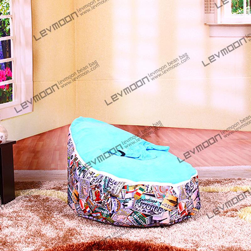 BABY BEANBAG BABY SEAT BEANBAG SOFA BENBAG CHAIR BABY BED(China (Mainland))