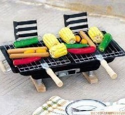 Three adjustable double couple grill random color(China (Mainland))