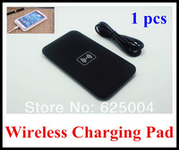 Black QI Wireless Charging Charger Pad for LG Google Nexus 4 5 Nexus 7 2G Nokia Lumia 920 Samsung Galaxy S3 I9300 S4 Note2 Note3