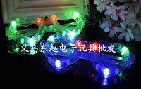 Love led glasses flashing glasses led glasses ball toy prom