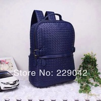 New arrival  classic Drawstring Backpack 105 Blue real full leather Backpacks