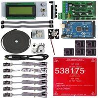 3D Printer KIT RAMPS 1.4 with Arduino Mega 2560,DRV8825,LCD,SD Ramps,Cooler fan,etc