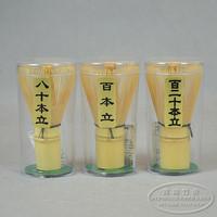 Handmade bamboo tea green tea