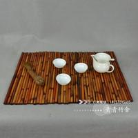 Mat cup pad reed cup pad tea decoration tea set accessories teapot pad