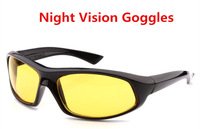 2014 new men's windproof night vision goggles, cycling yellow sunglasses (limited edition to sell) Free Shipping