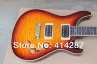 free shipping Brand new mini switch  new arrival PRS electric guitar custom guitar quilte amazing maple top