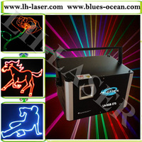 Mini Laser Projector Multicolor Moving Laser Stage Lighting For DJ Party Disco Laser Light