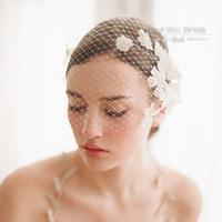 Bride hair accessory wedding accessory