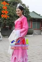 Costume clothes classical theglabellum hanfu dance clothes