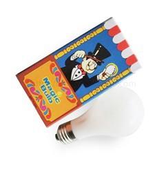 Free shipping 5pcs Magic bulb Lamp Trick - The Bulb Magically Lights magic tricks magic props(China (Mainland))
