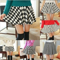 2014 summer tent bust skirt expansion bottom sun dress pleated skirt women's short skirt female bust skirt