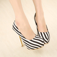 2014 New Arrival  high-heeled shoes a06-3