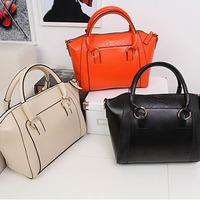 Hot sale! 2014 New Fashion women handbag brief crocodile pattern shoulder bags women messenger bags women leather handbags bag