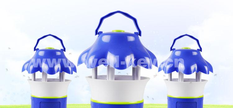 fotocatalisador eletrônico lâmpada assassino do mosquito(China (Mainland))
