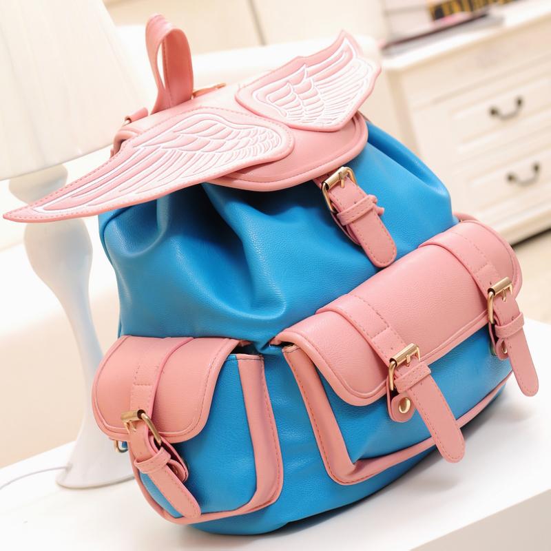 School Beautiful Girl School Beautiful Girl Girls Backpacks School Bag