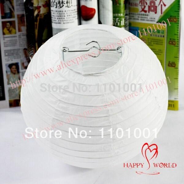 2014 Free Shipping 30pcs/Lot 8''(20cm) Chinese Lantern Paper Lantern For Birthday Party Decorations(China (Mainland))