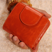 Mng women's handbag wallet patchwork 2013 mango color block short design women's coin purse card holder