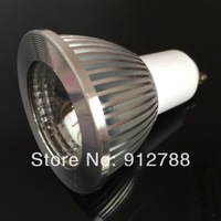 New outlet Warm White / Cool White 7w High Power COB LED GU10 85-265v ,120degree bean angle,NON-DIM/DIM (10units)