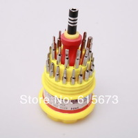 31 in 1 Electronic Manual Screwdriver repair Tools kit Suitable for most screws