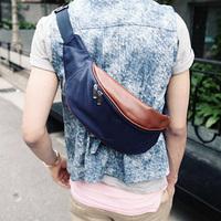 Chest pack man bag waist pack casual bag canvas small bag sports bag shoulder bag messenger bag