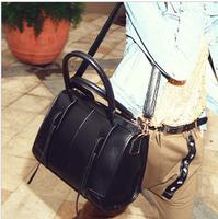 Female bags 2014 women's handbag fashion handbag shoulder bag messenger bag large