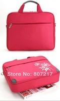 Waterproof and shockproof portable laptop computer bag shoulder bag 13 14 15 inch