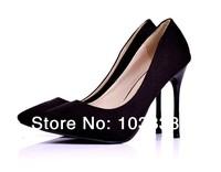Туфли на высоком каблуке OL temperament pointed stiletto heels