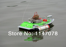 2 hour FREE SHIPPING mini RC Bait Fishing Boat 200M remote control fish finder adventure boat fishing+ Car charger(China (Mainland))